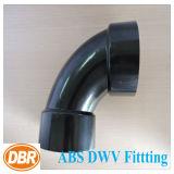 3 tipo montaggio della curvatura di formato 1/4 di pollice di Dwv dell'ABS