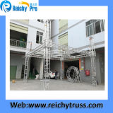 389*389 mm Spigot Connection Aluminum Stage Truss