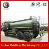 Camion di autocisterna del combustibile di Dongfeng 6X6 /15m3 (stile del deserto)