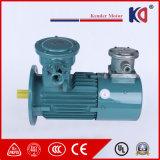 Motor elétrico com regulamento da velocidade da conversão de freqüência