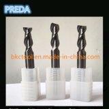 Preda는 2개의 플루트 알루미늄 절단기 공장을 닦았다