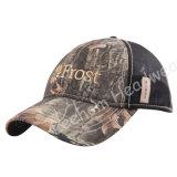プラスチック網が付いている昇進のCamoの野球帽