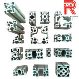 Profils en aluminium/en aluminium pour l'auvent de rideau