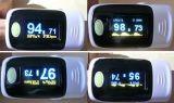 高品質の低価格HP-80A 5カラー指先のパルスの酸化濃度計