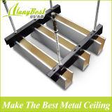 高品質のホールのためのアルミニウムによって中断されるバッフルの天井