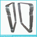De Uitdrijving van het aluminium met het Buigen van BoorPonsen voor het Geval van het Karretje