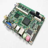Высокое Effciency промышленное Mainboard с C.P.U. атома D525/N550/N450 Intel (D525)