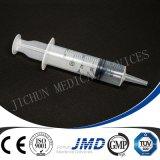 seringue stérile remplaçable d'extrémité du cathéter 100ml