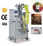 Partikel-Nahrungsmittelzuckerbohnen-Beutel-Quetschkissen-füllende Verpackungsmaschine für Körnchen