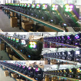 熱い販売LED 4PCS*25Wの極度の移動ヘッドビームライト