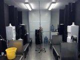 Refrigerador bebendo do água da torneira do frio três do carrinho