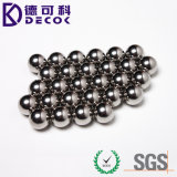 sphère solide de l'acier inoxydable 201 304 316 420