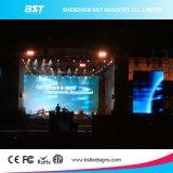 LEIDENE van het hoge LEIDENE van de Huur van de Resolutie Binnen het VideoStadium van de Vertoning Scherm 4.81mm de Hoogte van het Pixel