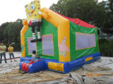 PVC Inflatable Bouncer CastleのさまざまなKinds