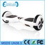 CE / RoHS / FCC Aprobado Coloful 6.5 pulgadas 2 Rueda Scooter eléctrico