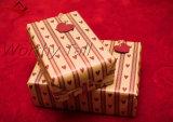 Caisse d'emballage de luxe pour le cadeau de Noël