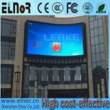 방수 P6.25 임대 풀 컬러 옥외 LED 게시판