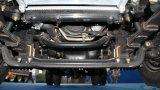 Isuzu 100p de doble hilera de carga para camiones ligeros