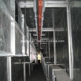 Электростатическая система покрытия порошка для металла картины