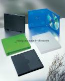 Vierkant Plastic CD Geval