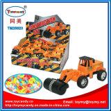 플라스틱 건축 아이를 위한 고정되는 차 장난감 사탕