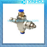 Ugello chimico dell'atomizzatore dell'iniezione del cono pieno di Pressione-Fed dei due liquidi