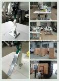Machine de cachetage de couture d'air chaud d'unité centrale