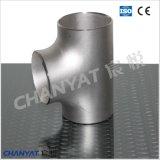 Het T-stuk van de Montage van de Pijp van het roestvrij staal A403 (WP304/WP304L, WP316/WP316L)