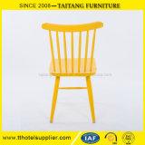 다채로운 복사 Windsor 의자 철 의자 다방 의자