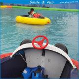 Moteur à piles Powred de bateau par 12V 33ah pour 1-2 gosses avec le tube de corps de FRP et de bâche de protection de PVC
