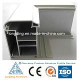 Profils d'alliage d'aluminium des châssis de fenêtre