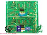 PWB alta tecnologia de 12L OSP com espessura final de 3.2mm para o dispositivo electrónico