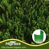 O GV aprovado estocou a grama artificial para ajardinar do jardim
