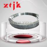 Большим подшипник ветротурбины кольца Slew ветротурбины размера используемый оборудованием
