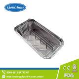 SGSの品質の使い捨て可能なアルミニウム食糧容器