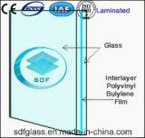 Стекло PVB прокатанное с CE, ISO
