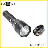 알루미늄 비상사태 까만 재충전용 야영 LED 플래쉬 등 (NK-17)