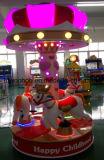 Matériel extérieur de cour de jeu d'enfance de manège heureux de Whirlgig
