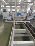 CNC PVC 문 Windows 4 코너 용접 기계