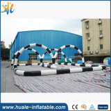 Heißes Selling Sport Game Inflatable Track Race, Racing Track für Fun