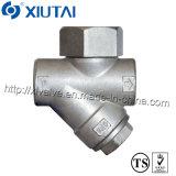 Purgeur de vapeur thermo-dynamique d'acier inoxydable