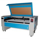 Máquina de estaca portátil do laser do CO2 com cabeça de estaca dupla