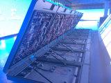 Jugador modificado para requisitos particulares P5 que hace publicidad del panel de visualización de LED para colocar a los postes