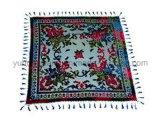 Mouchoir en soie de foulard d'impression