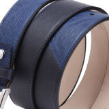 Cinghia di cuoio genuina di alta qualità degli accessori degli inarcamenti di cinghia di modo