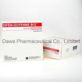 Difen B12 com vitamina liofilizada B12 para Anti-Inflammatory e Antirheumatic