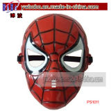 Plastic Party Mask Spiderman Masks Corptate Gifts Business Gift (PS1011)