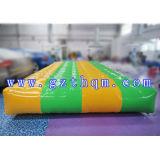 Piste d'air gonflable pour le jouet de l'eau/couvre-tapis d'intérieur de gymnastique de /Inflatable de piste d'air d'exercice