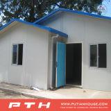 Proyecto de edificio de lujo del chalet de la estructura de acero para el edificio de la administración