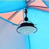 Portable 60 LED Lamp con il Campsite Hanging Lamp di Lampshade